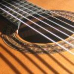 Простой перебор на гитаре для начинающих